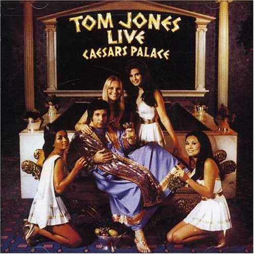 Tom Jones - Tom Jones Live At Caesar