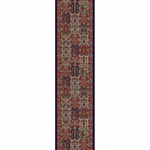 Concord Jewel Panel Red 2'3