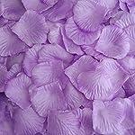 Neo-LOONS-1000-Pcs-Artificial-Silk-Rose-Petals-Decoration-Wedding-Party-Color-Light-Lavender