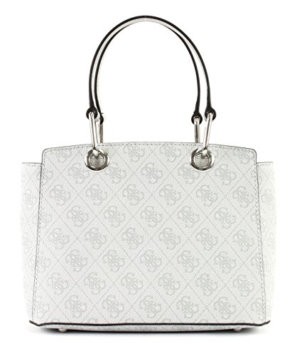 GUESS Jacqui Jacqui Small Satchel Ice Satchel Small GUESS Satchel Jacqui GUESS Ice Small 6YqH6Onr