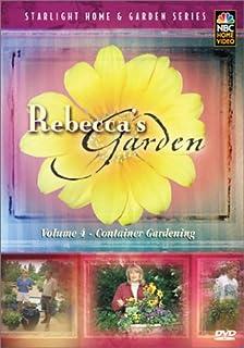 Amazoncom Rebeccas Garden Vol 1 Basic Gardening Rebecca