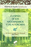 img - for Historia de Espa~na, 3er. Milenio (Historia de Espa??a / Editorial S??ntesis) by Justo Beramendi (2001-08-06) book / textbook / text book