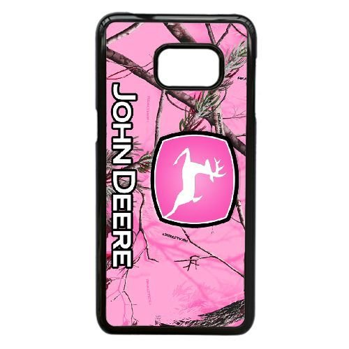 Durable Rubber Cover Samsung Galaxy S6 Edge Plus Cell Phone Case Black Ipuxg John Deere Special Design Cases