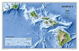 Hawaii [Laminated] (National Geographic Reference Map)