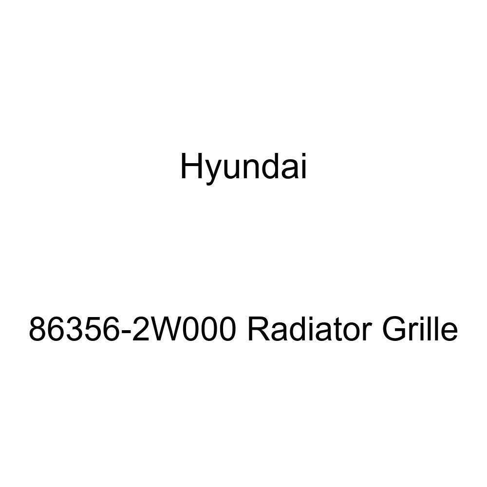 Genuine Hyundai 86356-2W000 Radiator Grille
