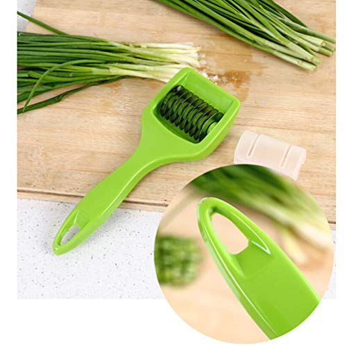 TOPBATHY Multifunction Garlic Food Vegetable Slicers Shredders Cutter Chopper Convenient Easy to use Premium Kitchen Tool Food Cutter