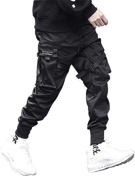 Amazon Com Niepce Techwear Pantalones Negros Mate Clothing