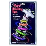 Toysmith Super Stacking Tops Kit (2-Pack)