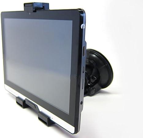 Car Suction Mount Holder Bracket Dash Disc Kit For 7-inch Rand McNally RV GPS