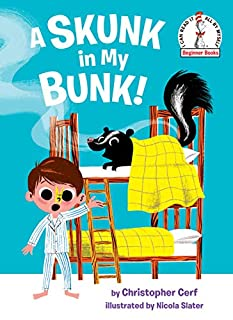 Book Cover: A Skunk in My Bunk!