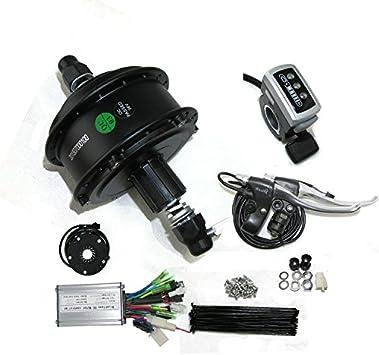 GZFTM Kit de Bicicleta eléctrica de 36 Orificios 250W 24V Kit de ...