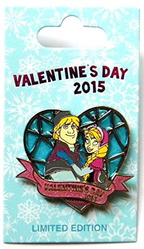 Disney Valentines Day Pin - 5