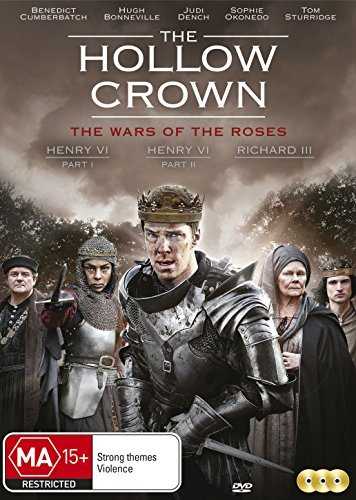 The Hollow Crown - The War of the Roses [NON-USA Format / Region 4 Import - Australia]