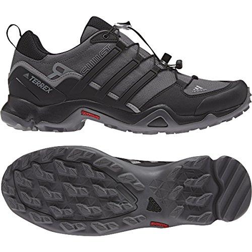 39788d8b55ae3 Adidas Terrex Swift R Hiking Shoe - Men s Granite Black CH Solid Grey 9 -  Buy Online in Oman.