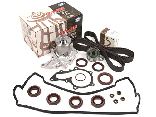Price comparison product image Evergreen TBK236VC 93-97 Toyota Corolla Geo Prizm 4AFE 1.6L Timing Belt Kit Valve Cover Gasket GMB Water Pump