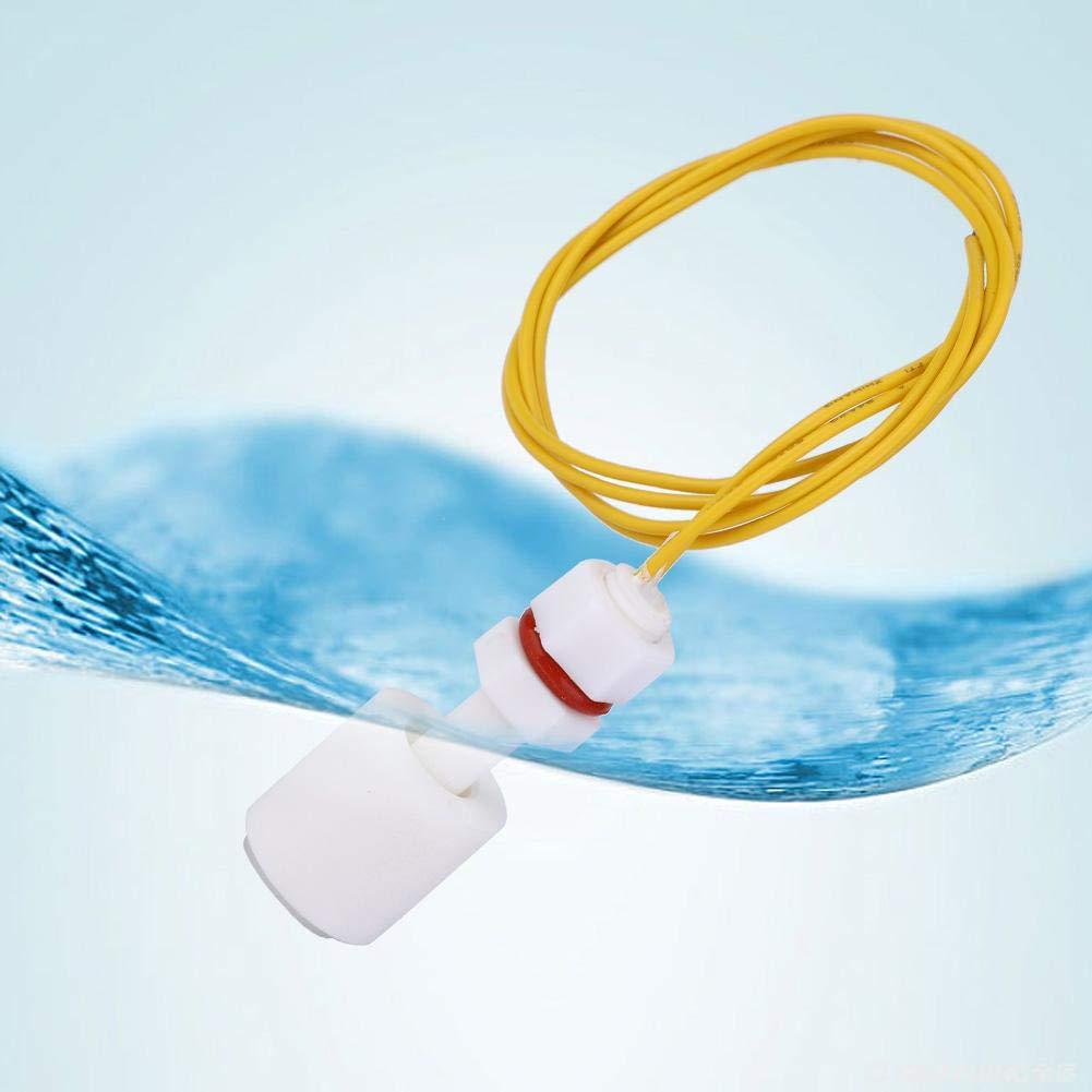 5 St/ück PP Kunststoff-Schwimmerschalter Wassertank Pool Fl/üssigkeitsstandsensor-Controller P3508 Fl/üssigkeitsstand-Schwimmerschalter