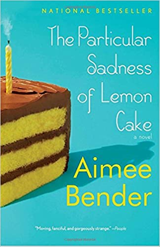 The Particular Sadness of Lemon Cake book cover