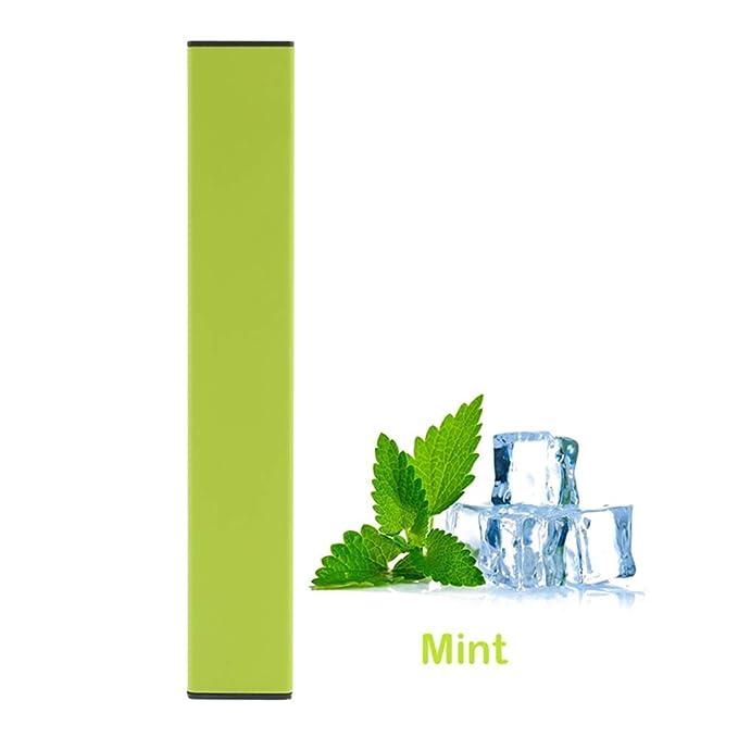 Yeleo Trosetry Cigarette électronique, fruits fumés, 280 mAh, métal, mini cigarette électronique, jusqu'à 300 ailes, sans nicotine H09