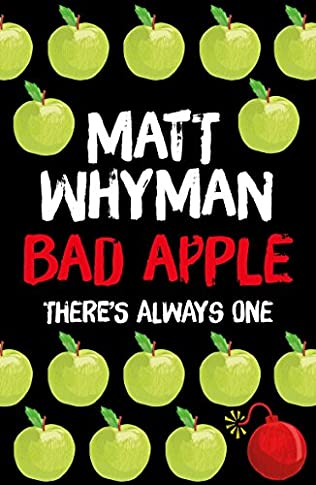 book cover of Bad Apple