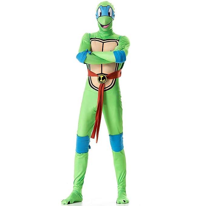ZSDFGH Disfraz Tortuga Ninja Adulto/Disfraz Ninja Mujer ...