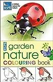 RSPB Garden Nature Colouring Book