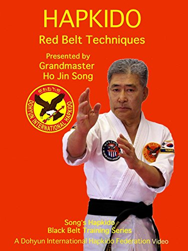 Song's Hapkido Red Belt Techniques