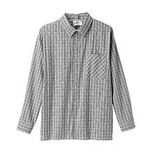 Adaptive Clothing For Men - Sport Shirt - Wheelchair Shirt - Long Sleeve