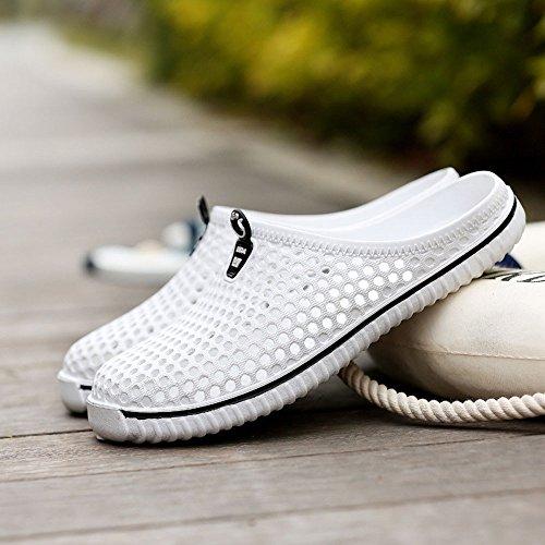 Chenang Sneakers Nuotare Fitness Sportive Uomo Basse Outdoor Casual Ginnastica Traspirante Corsa Scarpe Ragazza Sportivi Respirabile Bianca Gym Leggera Running 2018 da AHrqwCA