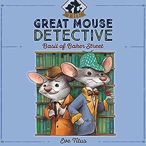 Basil of Baker Street Audiobook
