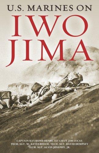 The U.S. Marines On Iwo Jima