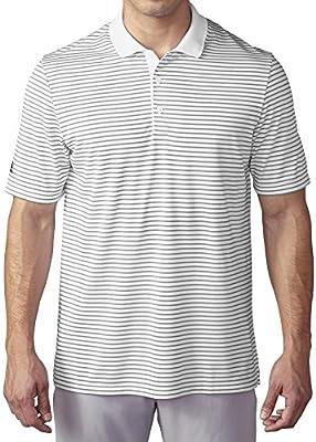 adidas Climacool 2-Color del Hombre de Palos de Golf Polo a Rayas ...