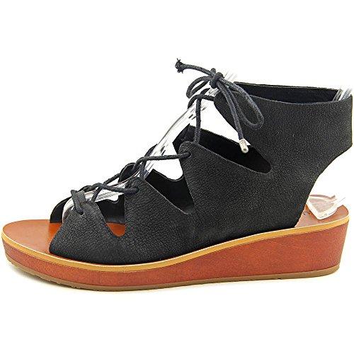 Lucky Brand Hipsta Kvinner Svart Kile Sandal