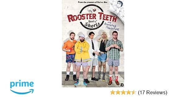 Amazon.com: Rooster Teeth: Best of RT Shorts and Animated Adventures: Burnie Burns, Gavin Free, Joel Heyman, Chris Demarais, Brandon Farmahini, Matt Hullum, ...