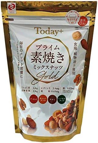 ミツヤ (Today+) プライム素焼きミックスナッツ 300g
