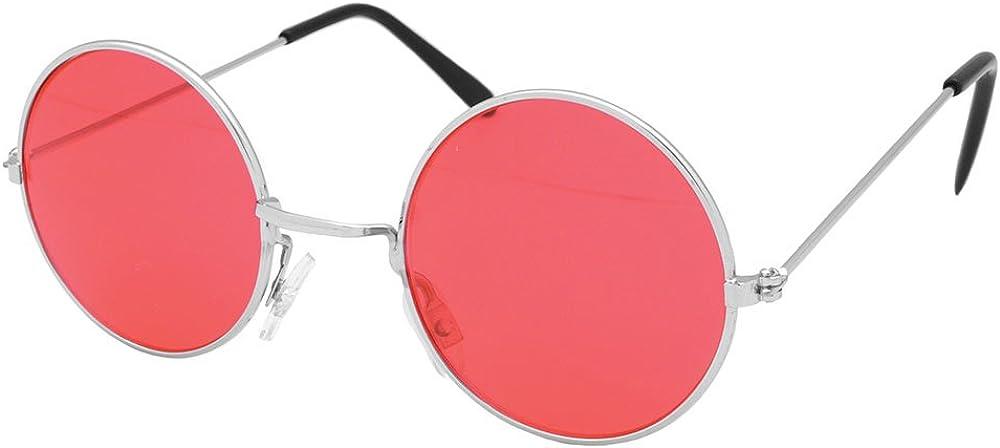 Red Lennon Glasses