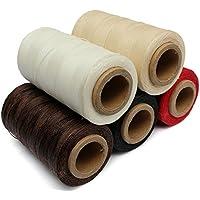 Cordón de hilo encerado de cuero 150D 1