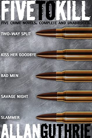 book cover of Five To Kill