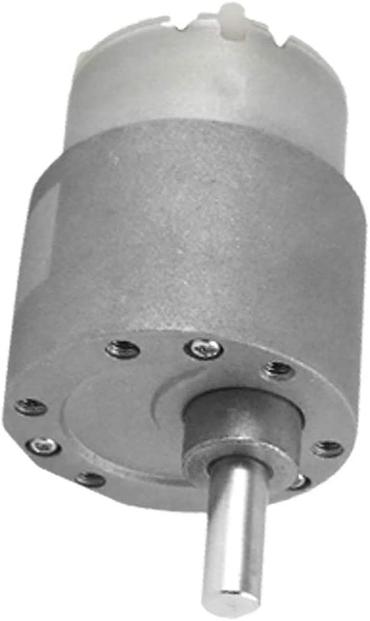 Aexit 12V DC 0.5A 15 RPM Motor eléctrico de la caja de ...
