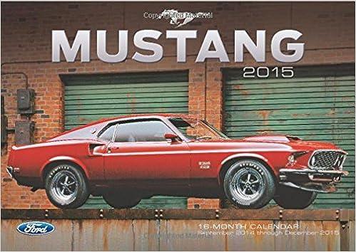 календарь на 2014 год ford mustang