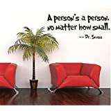 Linkingss Wall Stickers Removabl Quote Art Vinyl Decals Stickers Home Art Decor