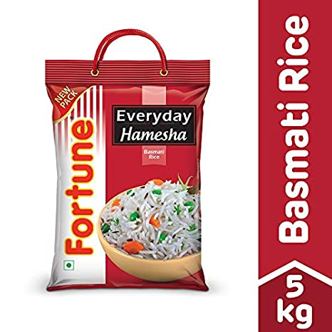 Fortune Everyday Hamesha Basmati Rice, 5kg