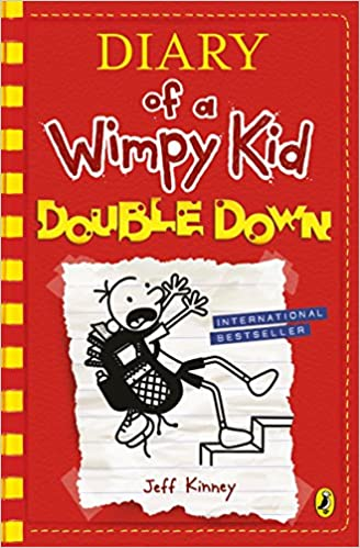 Double Down (Diary of a Wimpy Kid) by Jeff Kinney