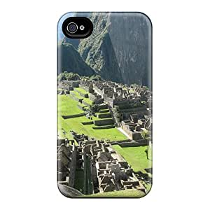 High Grade LauraKrasowski Cases For Iphone 6 - Machu Picchu