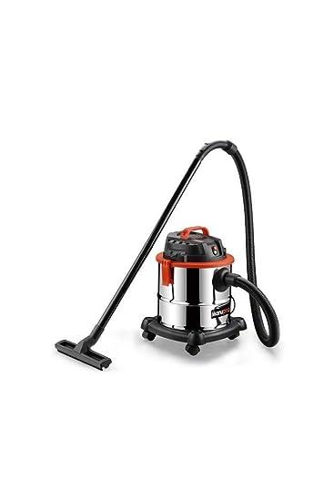 MANUPRO - Aspirador de agua y polvo (20 L, 1300 W, función ...