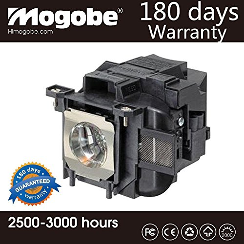 For ELPLP88 Replacement Projector Lamp with Housing for ex3240 ex5240 ex7240 ex9200 vs240 vs340 vs345 by Mogobe
