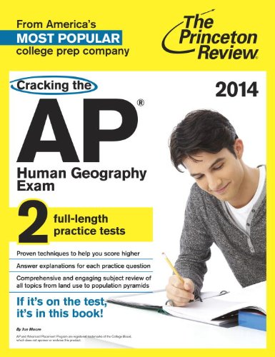 Best AP Human Geography Review Books - studyapexam.com