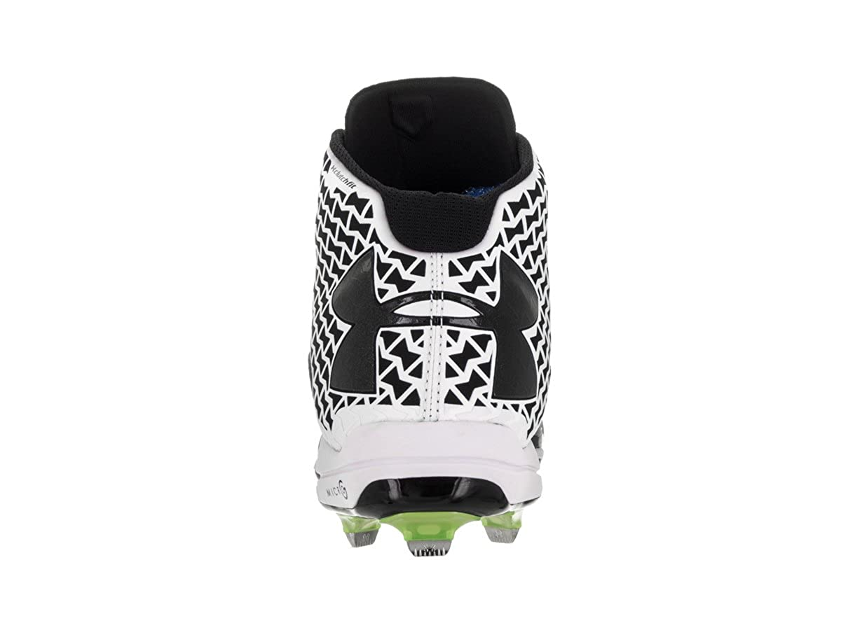 Under Armour Mens UA Deception Mid DT Baseball Cleat