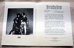 "Pretty Boy Floyd (80's Glam/Hair Metal Band) - MCA Press Kit with 8""x10"" Photo Glossy, Plus Bio"