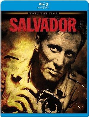 Salvador (Salvador Blu Ray)