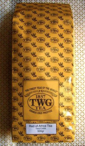 TWG Tea - Red of Africa Tea (TWGT2009) - 17.63oz / 500gr Loose Leaf BULK BAG by Unknown